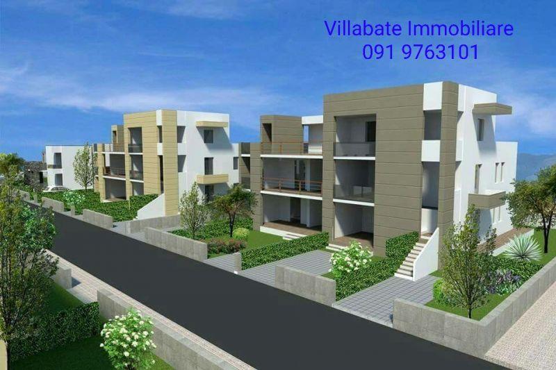 Villabate Immobiliare Appartanvilla 4 Vani 2 Servizi